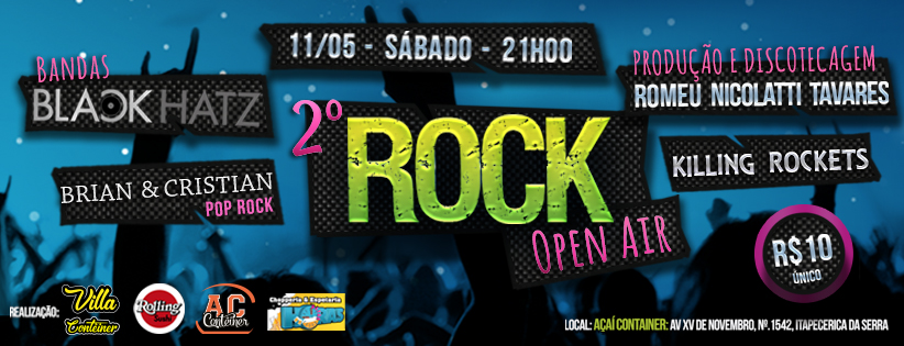 2° Rock Open Air